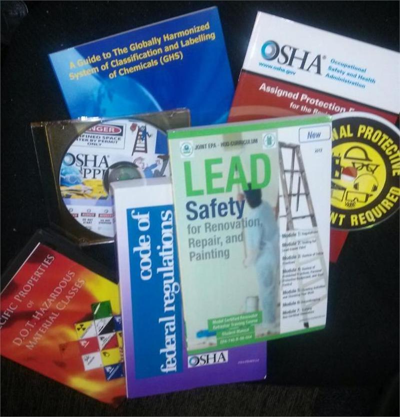 Lead Sampling Technician Initial Curriculum