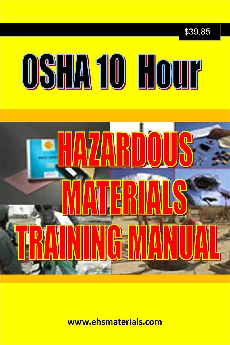 construction health and safety policy and procedures manual